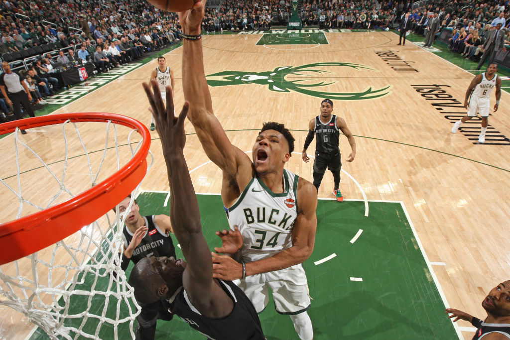 Giannis Dunk