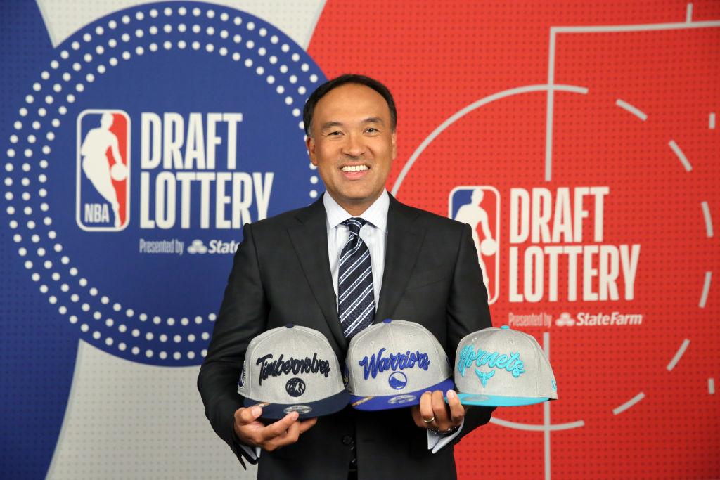 Draft Lottery 2020
