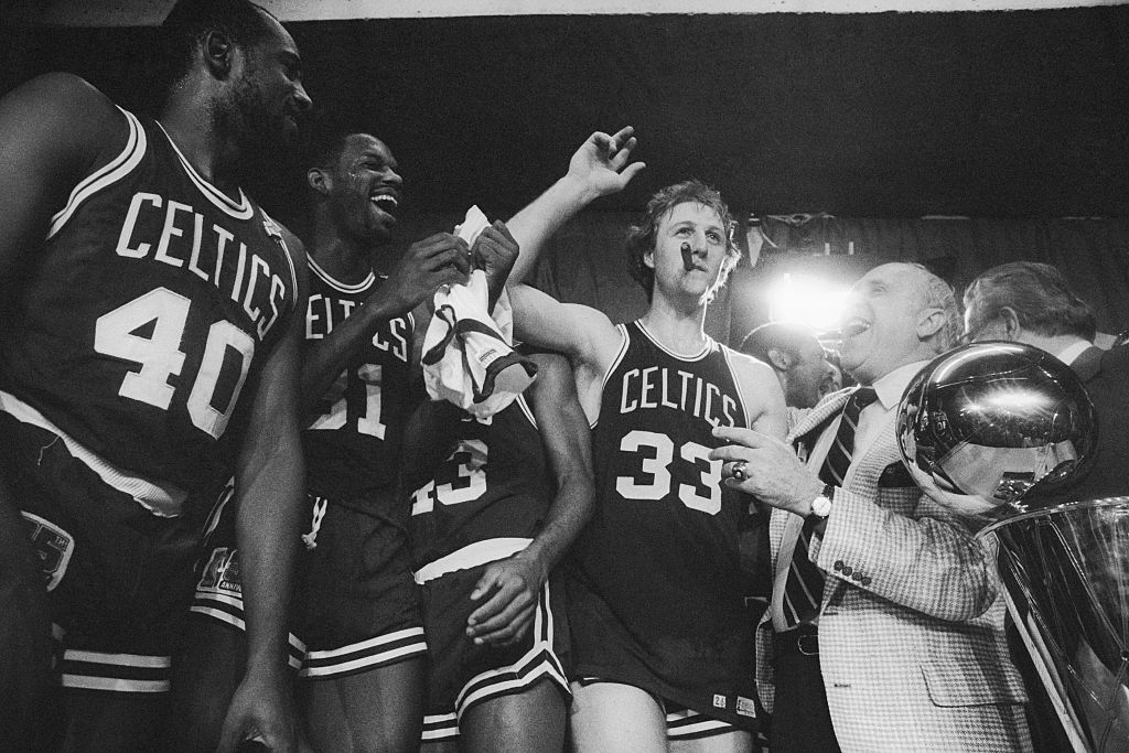 Larrys Celtics