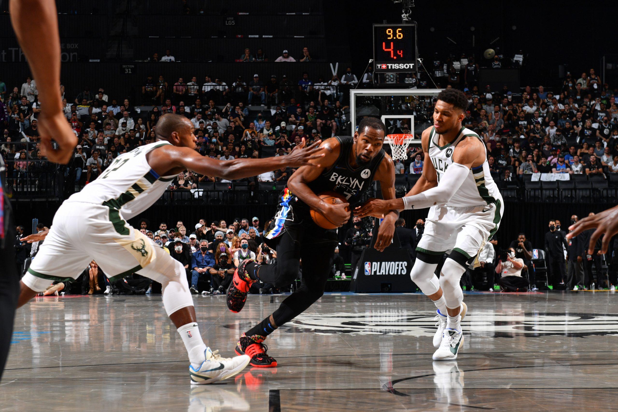 Nets Bucks Durant