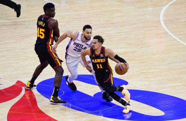 Trae Young Ben Simmons